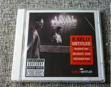 Free Shipping: R. Kelly - Untitled CD sealed