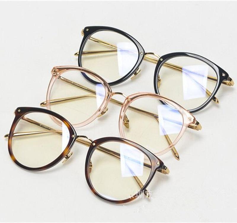 Vintage optical glasses frame oliver peoples LFL251 titanium alloy eyeglasses eyeglasses for women and men eyewear frames<br><br>Aliexpress