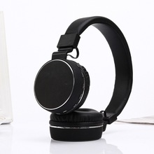 Manufactures LMK SH16 Card FM Auricular Bluetooth Headset Headphone Earbuds For Computer