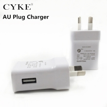 1 USB Ports genuine Original 5V 2A AU Plug Wall Charger For Samsung Galaxy S5/6 Edge for Apple iphone htc sony Australia adapter(China)