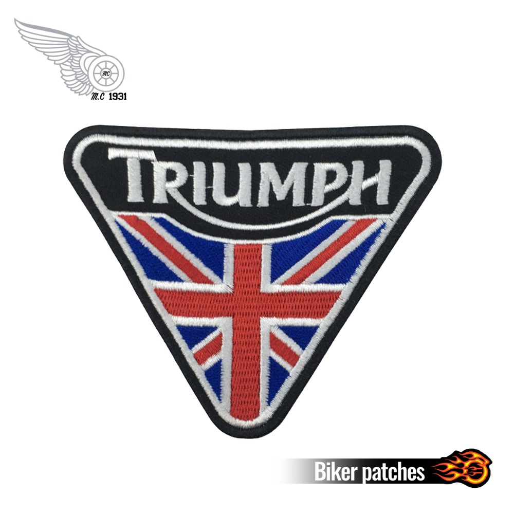 Aprilia Bike Bikers Embroidered Badge Iron On//Sew On Clothe Jacket Jeans N-180