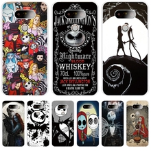 Jack&Sally Nightmare Before Christmas case phone cover for LG G5 K4