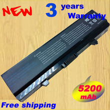 Replacement Laptop Battery For Dell Inspiron 1525 1526 1545 1440 1750 1526 1545 1546 Vostro 500 451-10533 312-0626 Free shipping
