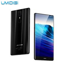 UMIDIGI Crystal Android7.0 Smartphone MTK6750T Octa-core 4GB RAM 64GB ROM Display 4G Without Boundaries Metal Mobile Phone(China)
