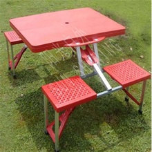 High quality Folding Portable camping dining table Beach Tables Outdoor Tables