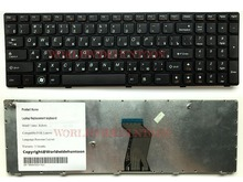 Reboto RU/Russian Keyboard for Lenovo Ideapad G570 G575 laptop Keyboard RU layout 100% Original&Brand New 90days Warranty