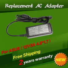 Replacement Universal Notebook For Asus Laptop AC Charger Power Adapter High quality free shipping