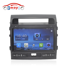"Bway 10.2"" Quad core car radio for TOYOTA Land Cruiser 200 2008 2009 2010 2011 2012 android 6.0 car DVD player with Wifi,BT,SWC"