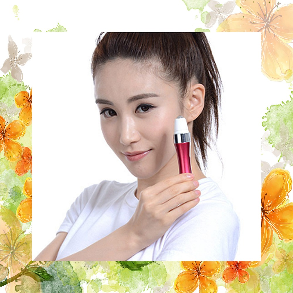 Wholesale Wholesale  Eyes Wrinkle Removing Pen NEW Eye Massage Stick  Eye Massager Wrinkle Removal  Free Shipping<br><br>Aliexpress
