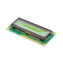Buy Kuongshun LCD1602 LCD 1602 Yellow green screen backlight LCD display LCD-1602-5V arduino for $2.68 in AliExpress store