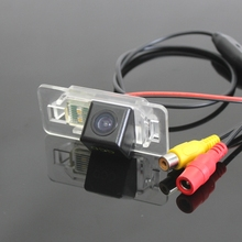 Car Rear Camera For Audi A5 / S5 / RS5 2008~2016 High Quality Rear View Back Up Camera WaterProof / CCD With RCA / Night Vision