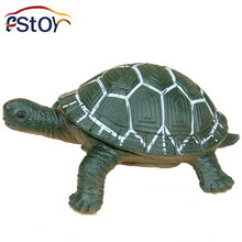 Turtle model sea life toys Action Figures Model PVC plastic girls Collections Toy Figure Children Gift(China)