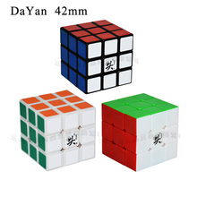 High-quality dayan zhanchi 42mm Three Layers Cube Puzzle Ultra-Smooth magic cube Profissional Neo Cube Toys cubo magico(China)