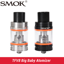 Smok TFV8 Big Baby Atomizer 5ml Top Filling TFV8 Big Baby Beast Tank fit SMOK G-priv 200W Alien Box Mod