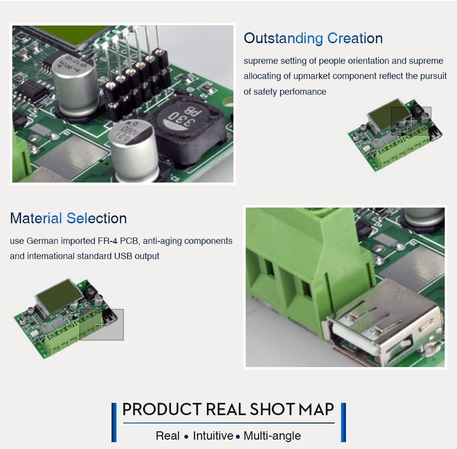 EASUN POWER Solar Controller 40A 12v 24v PWM Solar Charge Controller ICharger PWM 2440-R DES-9