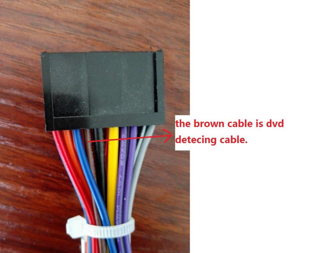 detecting cable