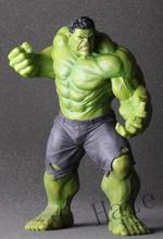 "New 10"" Marvel The Avengers toy Hulk Hot Action Statue Figure Crazy Toys"