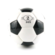 Official Size 2 Soccer Ball 2 Style Black And White Football Ball For Training Futebol Ball Balls Match PVC Antislip Futbal