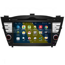 NaviTopia HD 1024*600 Quad Core 16G 7'' Pure Android 4.4.4 Car PC for Hyundai IX35 Promotions Car DVD Multimedia Player(China)