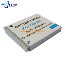 NB-6LH NB6L NB-6L Digital Battery for Canon Power-shot Cameras SX520 HS SX530 SX600 SX610 SX700 SX710 IXUS 85 95 200 210 105