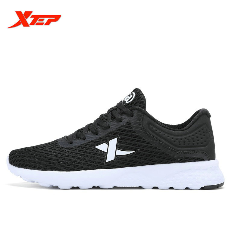 XTEP Brand 2017 Newest Air Mesh Mens Running shoes huarache Sneakers Breathable Outdoor Sport shoes for men Sneaker 983219329025<br><br>Aliexpress
