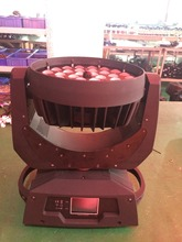 used stage for sale 36X10w 4 in 1 RGBW led zoom moving head wash light moving light dj bar(China)