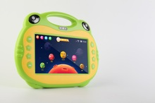 7 inch Nice kids Tablet pc Android 5.1 more color Quad Core Installed Best gifts for Children singing machine 7 inch Tablets Pc