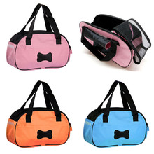 New 2015 hot portable dog bag for small dogs Mesh Breathable pet carrier bag carry for cats Three colors Retail 99
