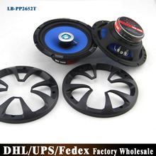 "(Wholesale) 60PCS/30Pair 6 Inch 6 Inch 6.5 "" 2 Way Coaxial Car Speaker Car Audio Car Horn PP2652T(China)"