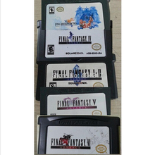 High QualityGAME COLLECTION Final Fantasy IV/Final Fantasy V/Final Fantasy VI/Final Fantasy Tactics Advance/ I& II Dawn of Souls