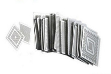 Direct heat stencils for ATI graphics video card IC chips 45pcs(China)