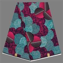 7e0e66408226cb Die meisten mode baumwolle Afrikanischen echt wachs stoff für Mode kleidung  SWV354 (6 yards