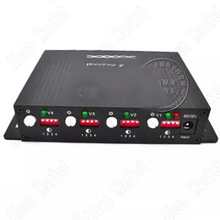 Monitor Accessory Four Channels Active UTP Video Balun Transceiver Anti-interference