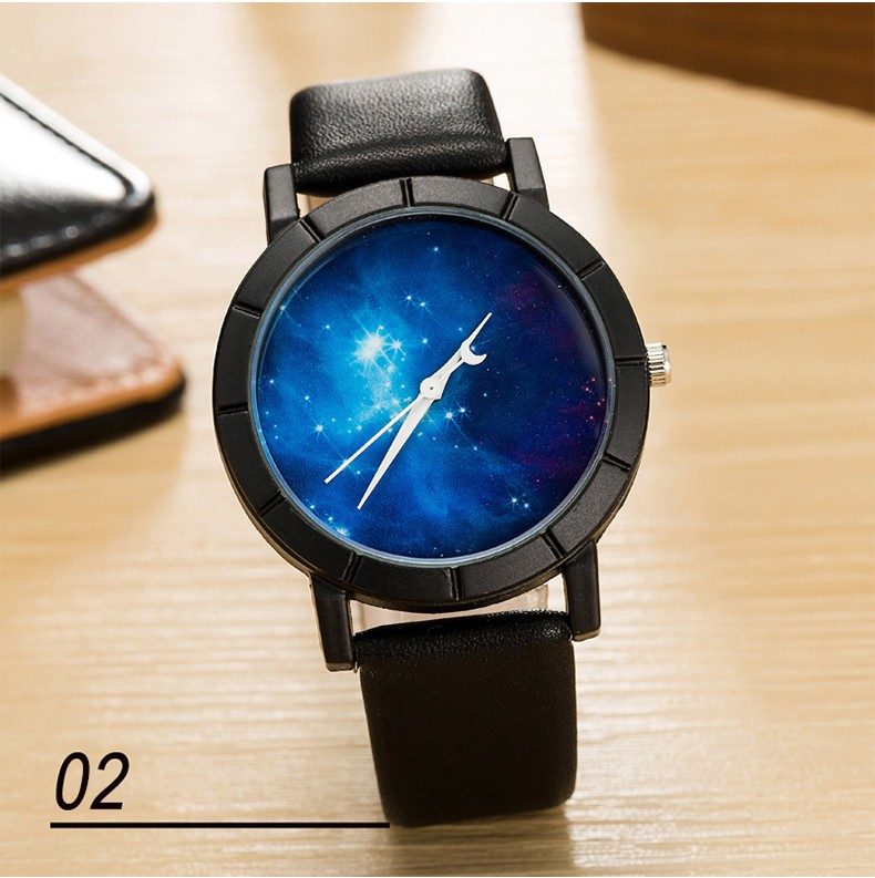 Shinning Starry Sky Fashion Watch For Her 03