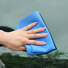 1Pc Multifunction Car Wash Towel Synthetic Chamois Super Absorption Microfiber Car Care Towel Dry Hair Towel Cleaning