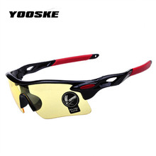 YOOSKE Men Women's Sunglasses Oversized Female Male Driving Sun Glasses UV400 Goggles