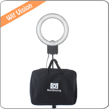 40W Daylight Fluorescent Ring Lamp Light for Portrait Photo Lighting with Carrying Bag