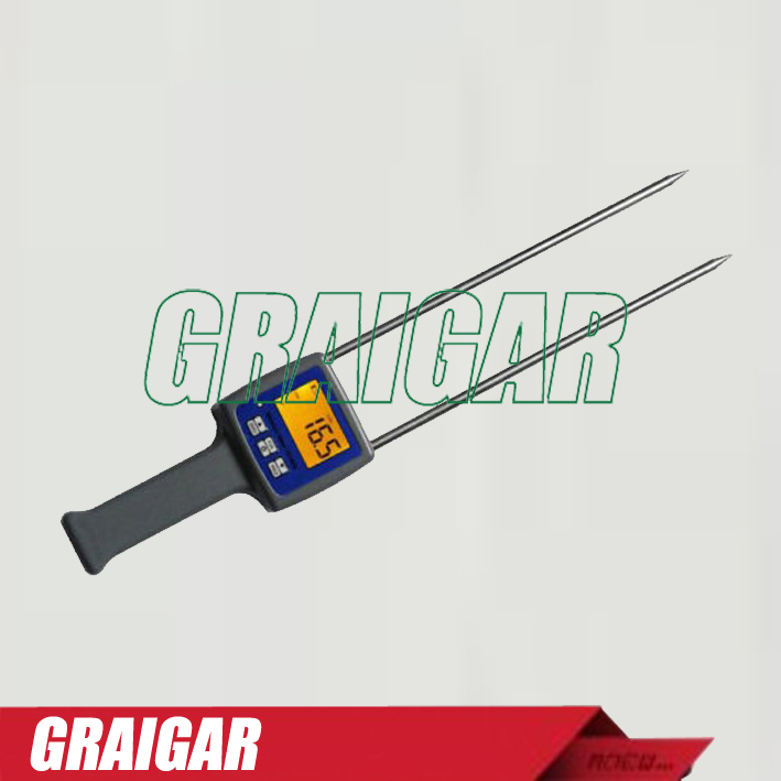 Portable Pin type Grain Moisture Meter ,Wheat Moisture Meter ,Corn Moisture Meter TK100G<br><br>Aliexpress