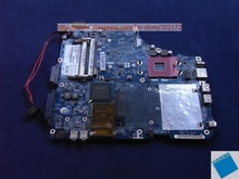 K000059030  Motherboard for Toshiba satellite A200 A205  PM965  LA-3481P ISKAA LA3 tested good