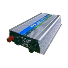 1000W Solar On Grid Inverter DC10.5-28V to AC110V/220V pure sine wave Solar Grid Tie Micro Inverter