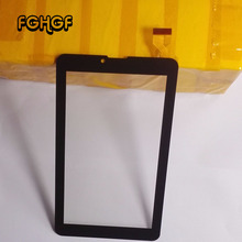 "FGHGF New touch screen panel Digitizer Glass Sensor replacement 7"" inch Digma Optima E7.1 3G TT7071MG Tablet Free Ship(China)"
