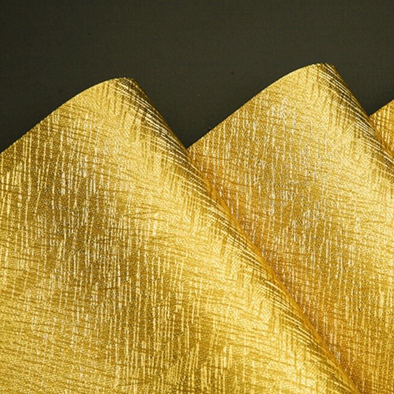 papel de parede High-grade gold and silver foil wallpaper embossed wall paper golden lattice KTV clubs wall paper for walls 3d<br><br>Aliexpress