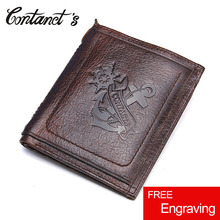 Buy Mens Wallets Genuine Leather Cruise Print Design Male Rfid Wallet Zipper Coin Purse Casual Handy Money Bag Card Holder 2018 for $14.63 in AliExpress store
