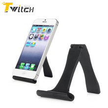 Universal Black Mobile Phone Stand Flexible Desk Phone Holder For Samsung Galaxy S6/ Galaxy S6 Edge Samsung Apple iPhone 6 Plus