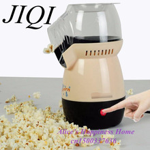 Electric DIY mini Hot air popcorn machine poper pop corn maker Household kitchen appliances machine