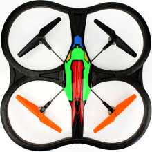 large RC flying UFO x30 2.4G 4CH RC QUADCOPTER RC MODEL X30 headless mode remote control drone rc toys for child best gifts toy