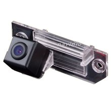Navinio CCD car rear view back up parking reverse reversing camera for Ford Mondeo Sedan 3 C-max HD waterproof night vision(China)
