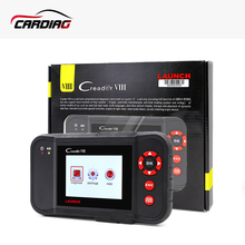 Launch Creader VIII Universal 4 system Auto Diagnostic tool same as CRP129 Auto Code reader Scanner easydiag plus as gift(China)