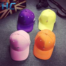 Women Candy Color Baseball Cap Fresh Fruit Cherry Peach Banana Orange Grapes Summer Dad Hat Casual Gorras Bone Hats Casquette