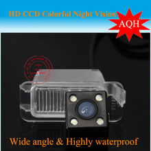 For Ford -Focus/Fiesta/Mondeo/S-Max/Kuga Car rear view Camera back up reverse with 4LED HD CCD for GPS